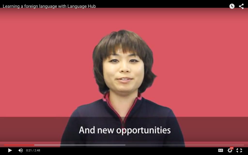 Learn Korean at Language Hub